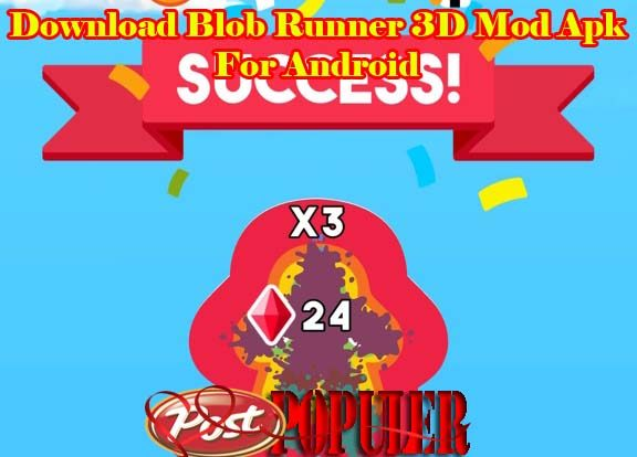 Download Blob Runner 3D Mod Apk For Android